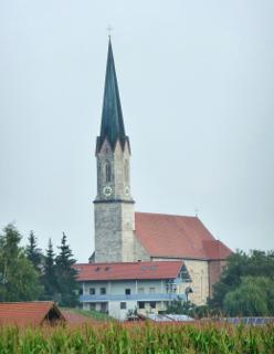 Taufkirchen-Lafering-St. Jakobus der Ältere