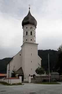 Unterammergau-St. Nikolaus