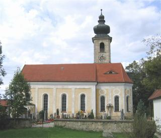Unterdarching-St. Johann Baptist