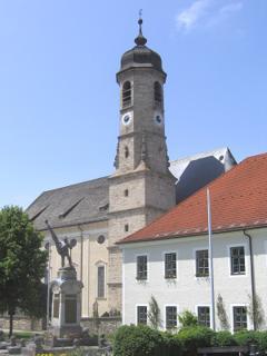 Weyarn-St. Peter und Paul