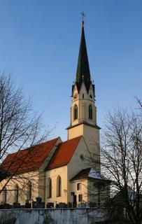 Stephanskirchen bei Mühldorf, St. Johannes