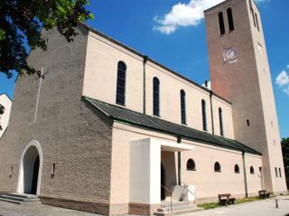 Oberschleißheim-Maria Patrona Bavariae