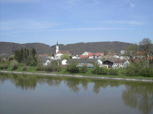 Pfarrkirche Marktl