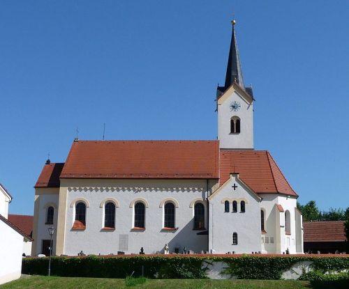 Pfarrkirche Erlbach