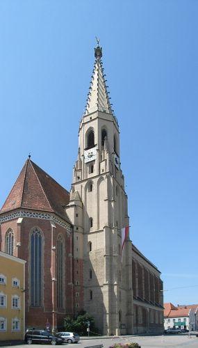 Stadtpfarrkirche Neuötting