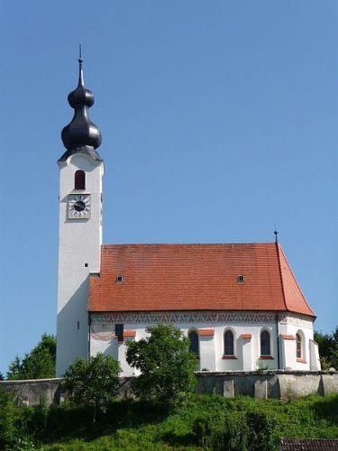 Pfarrkirche Perach