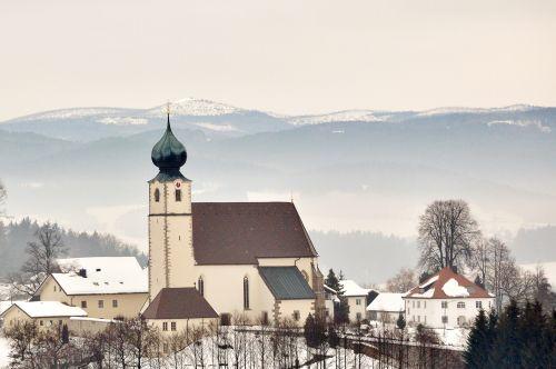 Pfarrkirche Preying