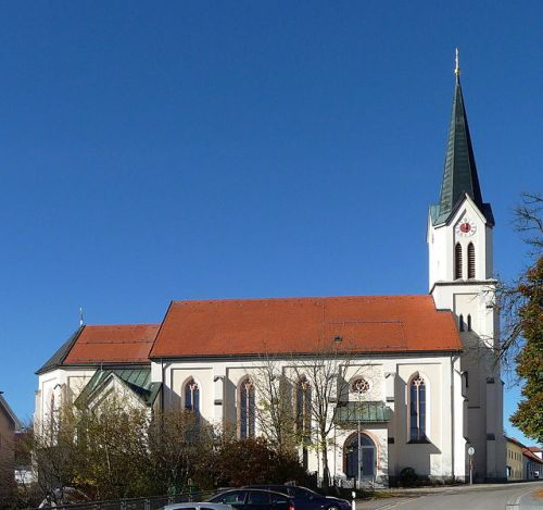 Pfarrkirche Haus im Wald