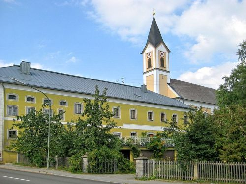 Pfarrkirche Breitenberg