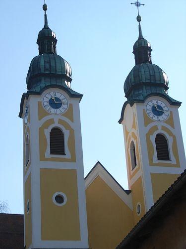 Pfarrkirche Obernzell