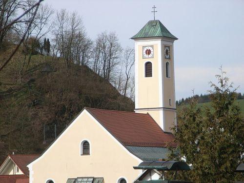 Stadtpfarrkirche Passau Hals