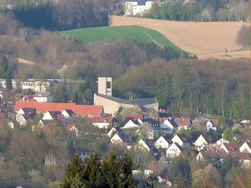 Stadtpfarrkirche Passau Hacklberg