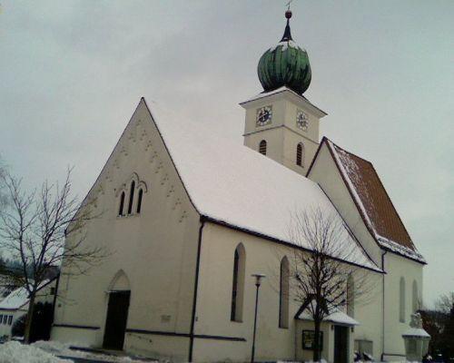 Stadtpfarrkirche Passau Heining