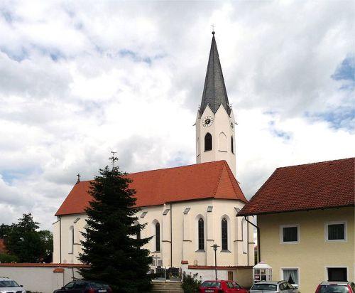 Pfarrkirche Malgersdorf