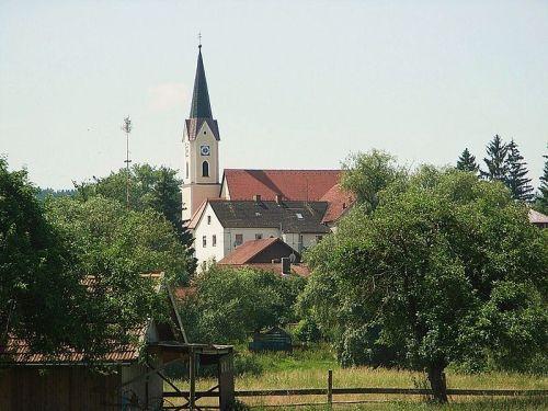 Pfarrkirche Bayerbach