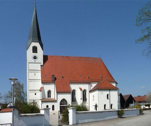 Pfarrkirche Johanniskirchen