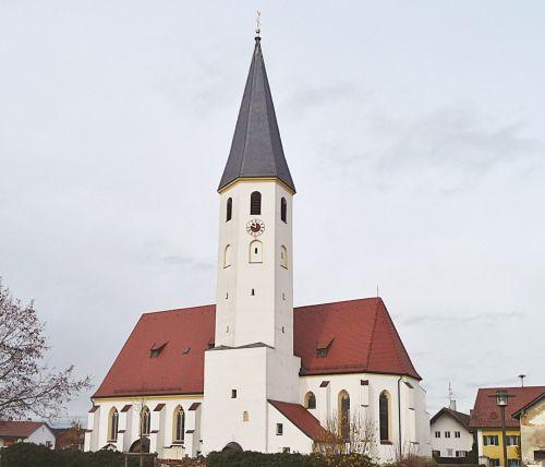 Pfarrkirche Niederhausen