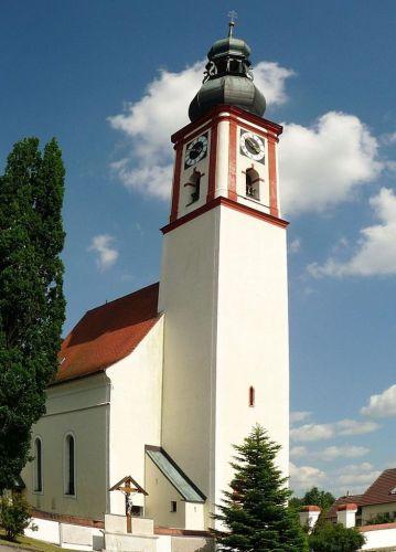 Pfarrkirche Reichersdorf