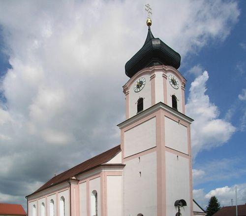 Pfarrkirche Rossbach