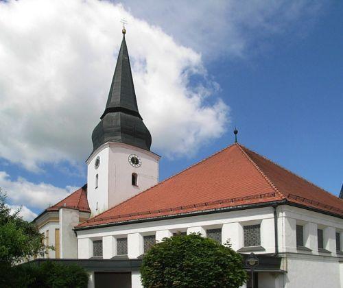 Pfarrkirche Simbach bei Landau