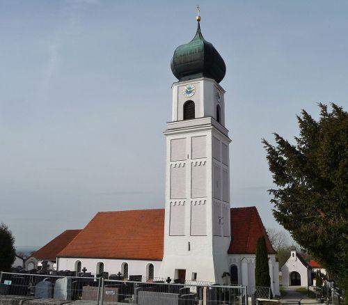Pfarrkirche Zeholfing