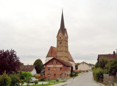 Pfarrkirche Neukirchen bei Pfarrkirchen