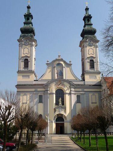 Klosterkirche Fürstenzell
