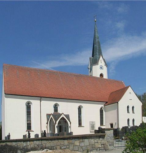 Pfarrkirche Haarbach