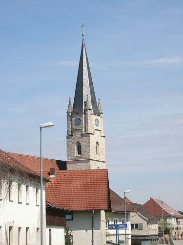 Pfarrkirche Malching