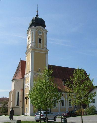 Pfarrkirche Tettenweis