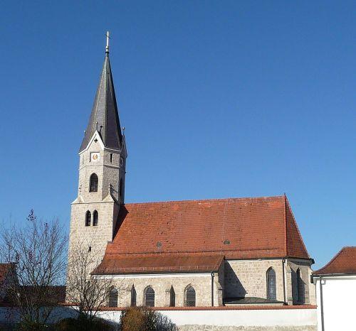 Pfarrkirche Wuerding
