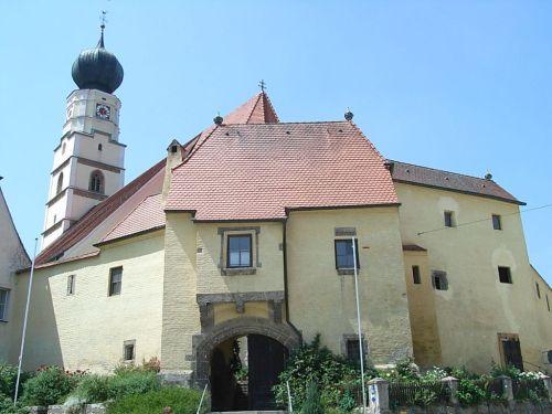 Pfarrkirche Kößlarn