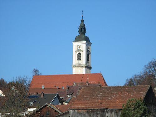 Pfarrkirche Kirchdorf im Wald