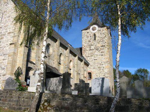 Pfarrkirche Kirchberg im Wald