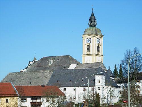 Pfarrkirche Rinchnach