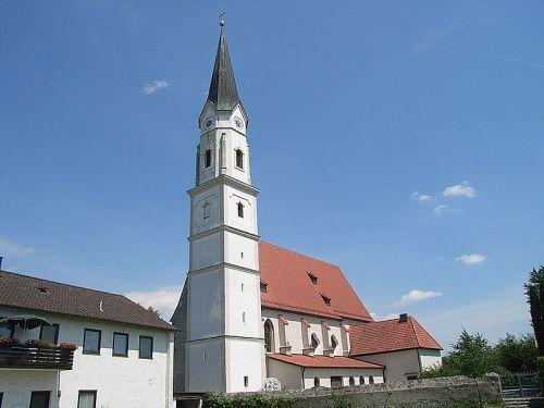 Pfarrkirche Kirchdorf am Inn