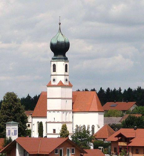 Pfarrkirche Zimmern
