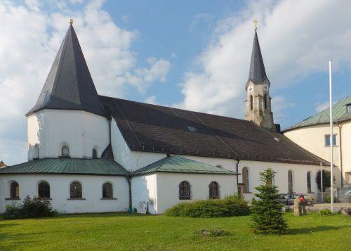 Pfarrkirche Fürstenstein