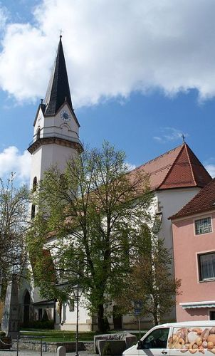 Pfarrkirche Hofkirchen