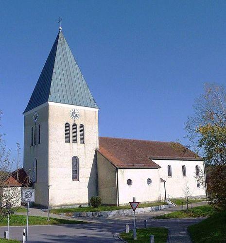 Pfarrkirche Rathsmannsdorf