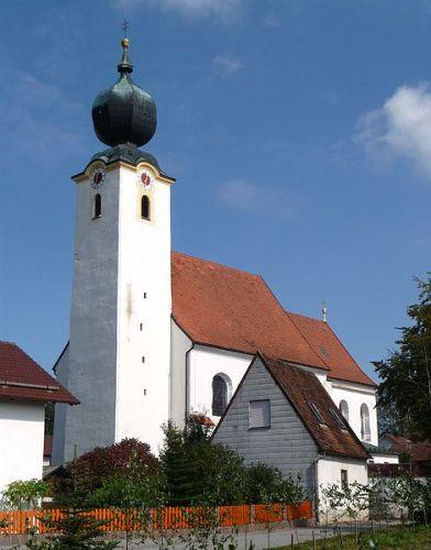 Pfarrkirche Otterskirchen