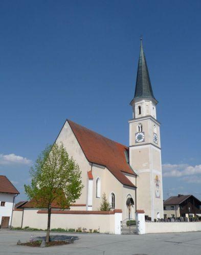 Pfarrkirche Uttikofen