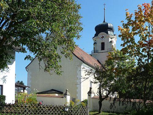 Pfarrkirche Garham