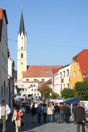 Stadtpfarrkirche Vilshofen