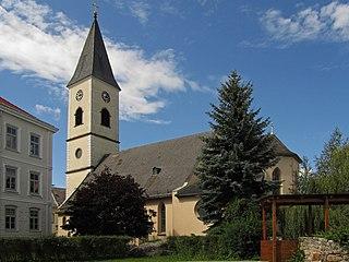 Pfarrkirche Gmünd