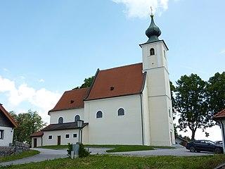 Pfarrkirche Grainbrunn