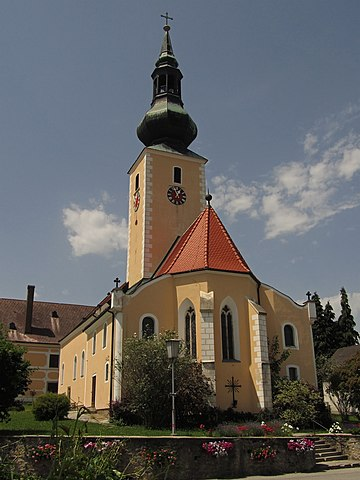 Pfarrkirche Großschönau