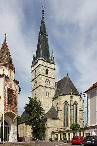 Pfarrkirche Haag