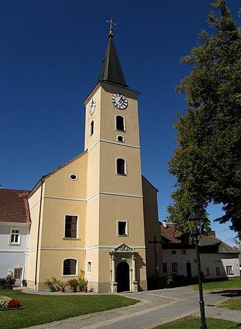 Pfarrkirche Hirschbach