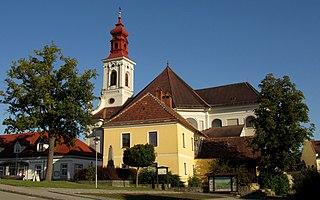 Pfarrkirche Hoheneich